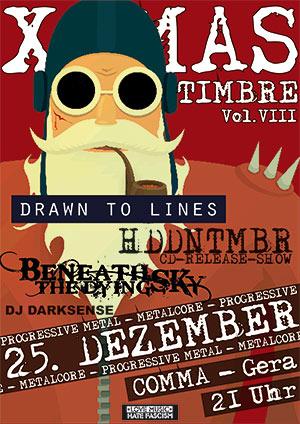 Hidden Timbre x Mas Party