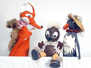Pitti und seine Freunde