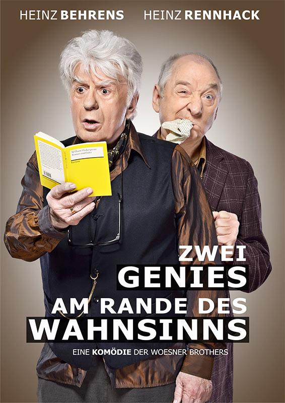 Heinz Behrenz und Heinz Rennhack